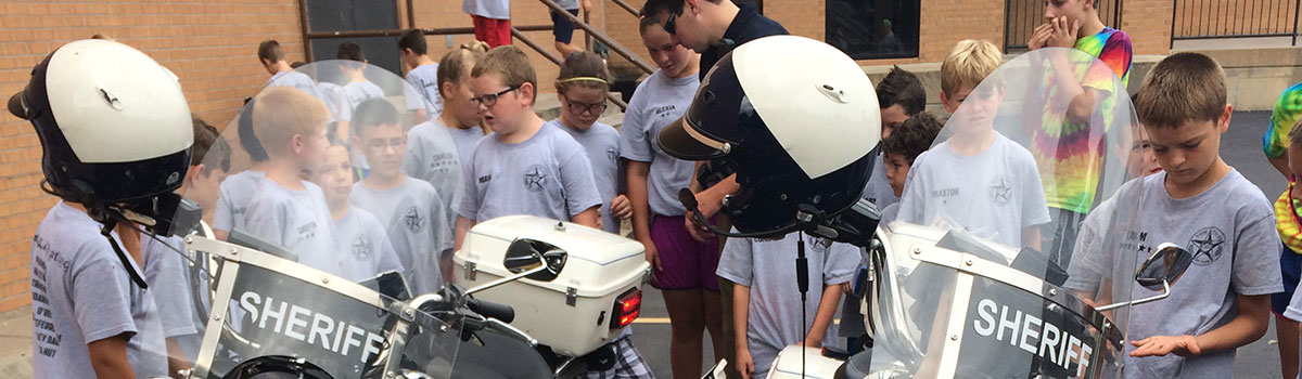 Summer Youth Camps - Maize, Kansas Police Department