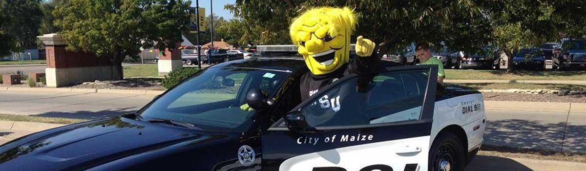 Maize, Kansas Police Department -